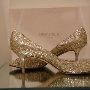 Jimmy Choo Shoes | Jimmy Choo Glitter